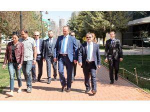 Gaziantep'te Kosovalı öğretmenler için eğitim zamanı