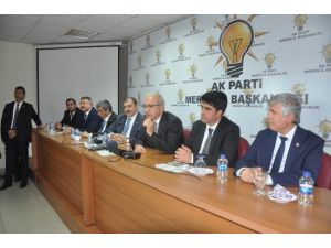 AK Parti İl Başkanı Ercik'ten Mersinlilere Teşekkür