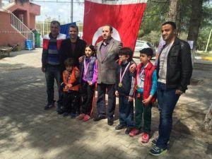 Diyarbakır'da Oryantiring Müsabakaları Tamamlandı