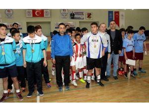 Futsal Yarı Final Müsabakaları Sona Erdi