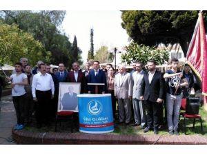 Aydın Ülkücü Ocakları, Alparslan Türkeş'i Yad Etti