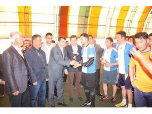 AK Parti Gençlik Kolları Futbol Turnuvası Sona Erdi