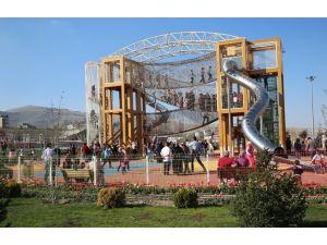 Konyalılar Kelebekler Vadisi Parkı'na Akın Etti