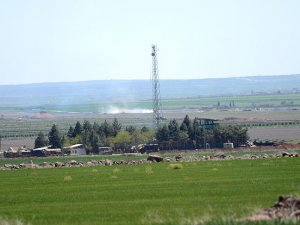 Azez'de terör örgütü DAEŞ ile ÖSO arasında çatışmalar sürüyor