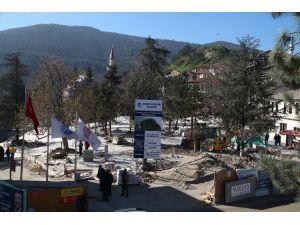 Taraklı'nın Yeni Meydanı Yazın Hizmette Olacak