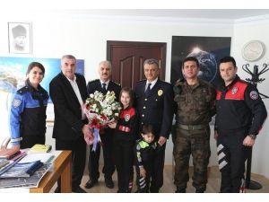 Başkan Toçoğlu, Emniyet Teşkilatı Yöneticileriyle Buluştu