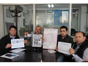 Yetkili Servislerin Şikayetleri Üzerine Harekete Geçildi