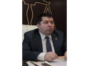 Baro Başkanı Ali Dilber Kızılay Yönetiminde