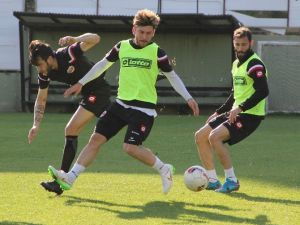 Adanaspor'da Samsunspor Hazırlıkları Sürüyor