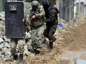 Nusaybin'deki terör operasyonunda bir asker şehit oldu