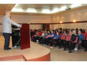 Endoskopi Hemşireleri Ve Teknisyenleri OMÜ'de Buluştu