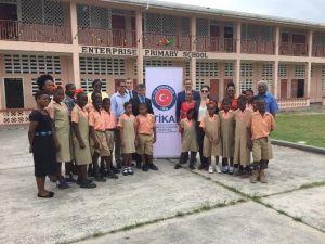 TİKA'dan Guyana'ya Eğitim Desteği