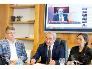 "MHP'den Türkyılmaz'a ""Diktatör"" Suçlaması"