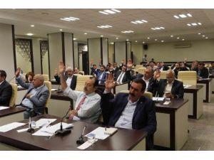 Haliliye Belediye Meclisinde Başkan Vekilleri, Encümen Ve Komisyon Üyeleri Belirlendi