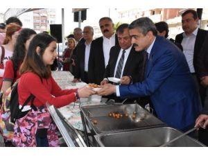 Başkan Alıcık Alparslan Türkeş'i Unutmadı