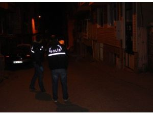 Tekirdağ'da Bir Apartmana Molotoflu Saldırı