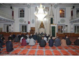 Düziçi'nde Türkeş Ve Şehitler İçin Mevlit Okutuldu