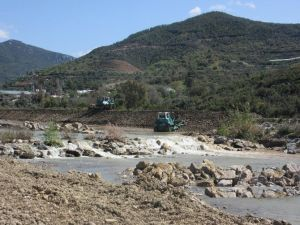 Alanya Ve Gazipaşa'da Taşkın Önleme Çalışmaları