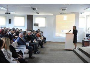 BEÜ'de Dış İlişkiler Yıllık Değerlendirme Toplantısı Yapıldı