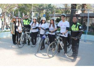 Liseli Öğrencilerden Bisiklet Seferberliği
