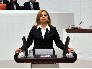 CHP'li Burcu Köksal'dan Bakanlara Kütahya Sorusu