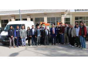 Çankırı Belediyesi'nde Haşere İle Mücadelede Yeni Dönem