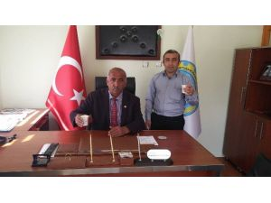 """Boğazkale Ziraat Odası'dan """"Süt İçme Kampanyası"""""""