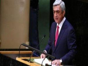 Ermenistan Cumhurbaşkanı: Türkiye Uzak Durmalı