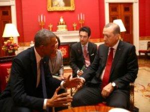 Erdoğan'dan Obama'ya: PYD Yerine Biz Savaşalım