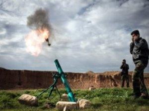 Güvenli Bölge İçin Suriye Sınırındaki IŞİD Alanları Temizleniyor