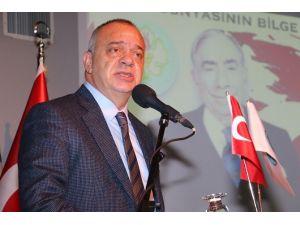 Başbuğ Türkeş'in Anıları Manisa'da Yaşatıldı
