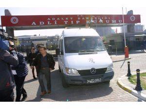 Gülhane'de ölenlerin cesetleri Adli Tıp'tan alındı