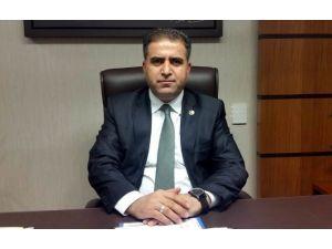 Milletvekili Fırat'tan 5 Nisan Avukatlar Günü Mesajı