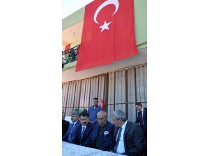 Adalet Bakanlığı Müsteşarı İpek, Adana'da