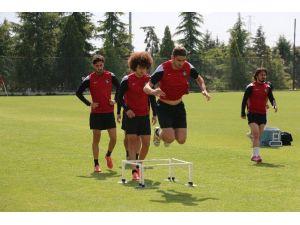 Denizlispor'da Altınordu Maçı Hazırlıkları Başladı