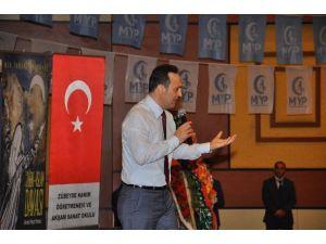 Myp Lideri Yılmaz'dan Bahçeli'ye Nusaybin Tepkisi