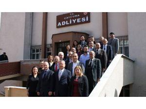 Başkan Kantarcı Avukatların Gününü Kutladı