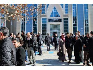 Kırşehir olayları davasında 3 tutuklu sanıktan 1'i tahliye edildi
