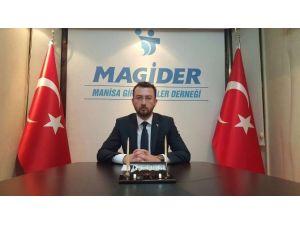 Magider'den Azerbaycan'a Destek