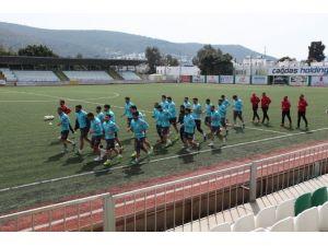 Bodrumspor'un Zorlu Son 5 Maçı