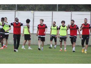 Adanaspor'da Samsunspor Mesaisi Sürüyor