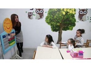 Odunpazarı Belediyesi Büyükdere Gençlik Merkezi Üyelerinden Eskied'e Ziyaret