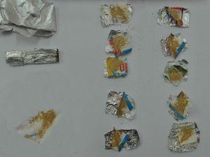 Burdur'da Uyuşturucu Madde Operasyonu: 2 Gözaltı!