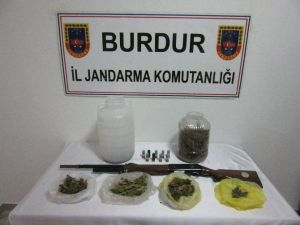 Burdur Jandarma 1 Ayda 218 Olaya Müdahale Etti
