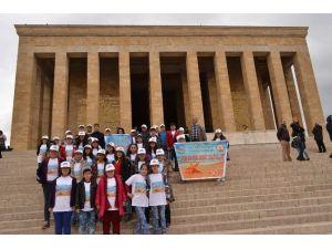 Sorgunlu Öğrenciler Ankara'yı Gezdi