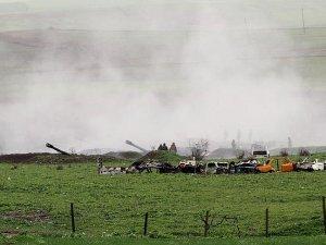 Azerbaycan Savunma Bakanlığı: Cephe hattında çatışmalar durduruldu