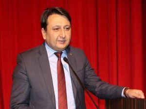 İl Başkanı Manav, Avukatlar Gününü Kutladı