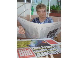 Yabancı gazeteler yerlilerden fazla satıyor