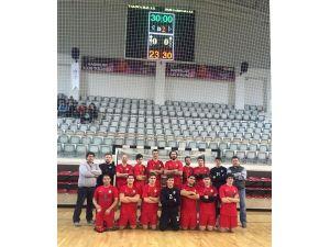 Karşıyaka'nın hentbolcuları 1. Lig'de