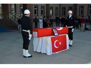 Bombalı saldırıda şehit olan Aktaş için tören yapıldı